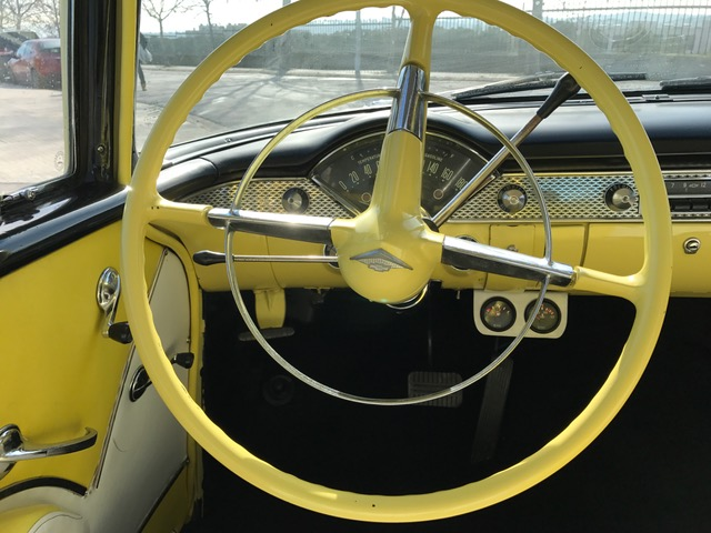 Chevrolet Bel-Air 5.7 V8 - HGP Motors