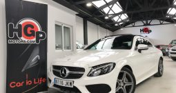 Mercedes C Coupe 200 184cv AMG 2016