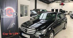 Mercedes Benz C 220cdi