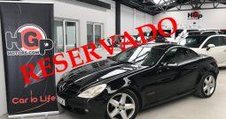 Mercedes SLK 200k