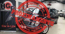 Mercedes E320 CDI 197cv