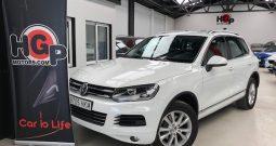 VW TOUAREG 3.0 TDI V6 204CV BLUEMOTION AUTOMATICO 8 VELOCIDADES