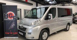 Peugeot Boxer 3.0 hdi v6 158cv 9 Plazas