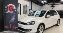 VW Golf 1.6 Tdi 105cv