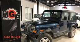 Jeep Wrangler 2.5i 122cv Hard-Top
