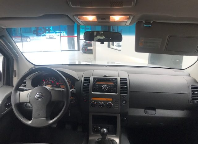 Nissan Pathfinder 2.5 dci 174cv 4×4 completo