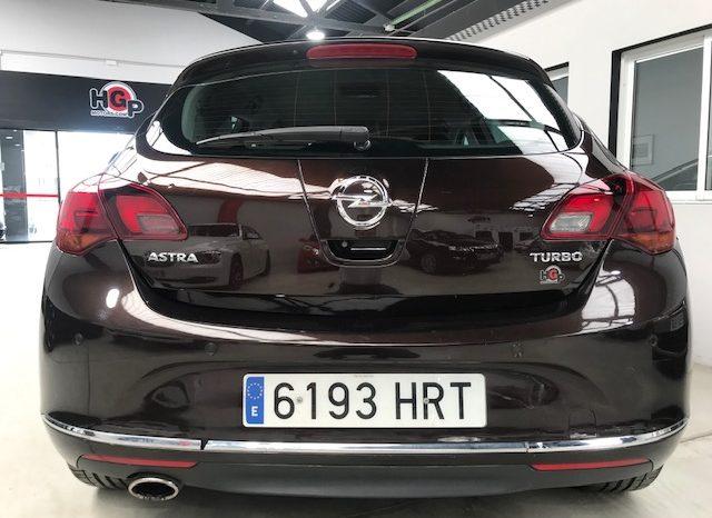 Opel Astra 1.4 Turbo 140cv Automático lleno
