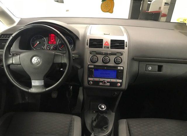 Volkswagen Touran 2.0 Tdi 140cv año 2008 completo