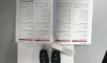 Audi A3 1.6 Tdi 105cv año 2012 completo
