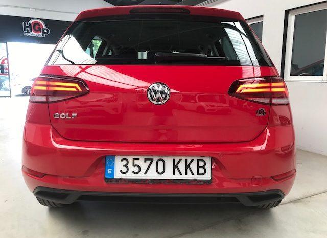Vw Golf 1.0i 110cv 4 del 2018 garantía oficial Volkswagen lleno