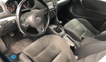 VW Golf 2.0 Tdi , 140Cv. Sport lleno
