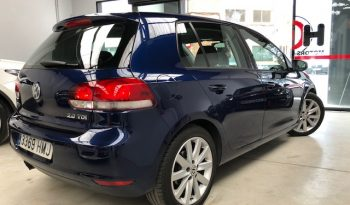 VW Golf 2.0 Tdi , 140Cv. Sport completo