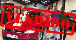Vw Golf 1.0i 110cv 4 del 2018 garantía oficial Volkswagen