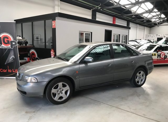 Audi a4 1.9 Tdi Quattro Automático lleno
