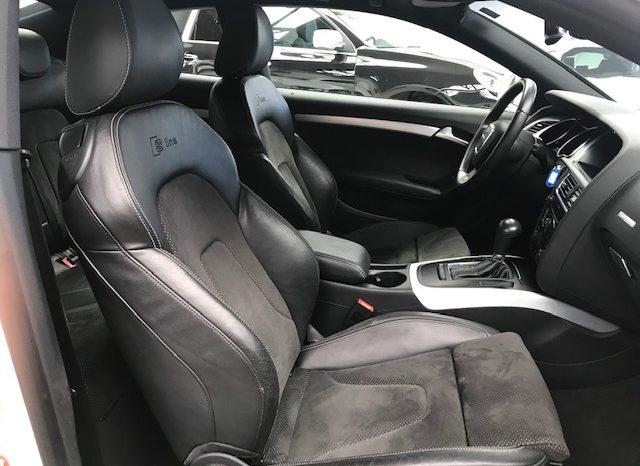 Audi A5 coupe 2.7 tdi 190cv S-Line plus lleno