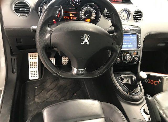 Peugeot RCZ 1.6 THP 200cv completo