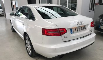 Audi A6 2.0 TFSI 170cv año 2010 completo