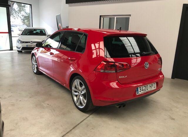 VW GOLF R-LINE 2.0 TDI 150CV. completo