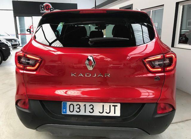 Renault Kadjar 1.2 i 130cv Zen Energy año 2016 completo