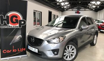 Mazda CX5 2.2 D 175cv Luxury completo