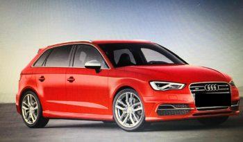 Audi S3 sportback 2.0 T 300cv stronic 2015 completo