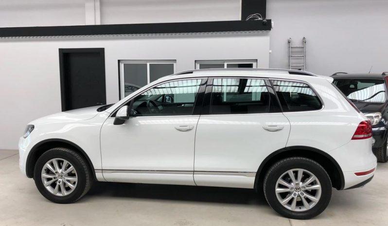 Volkswagen Touareg 3.0 tdi v6 204 cv año 2012 completo