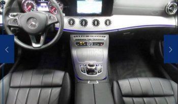 Mercedes E Coupe 220D Automatico    194cv completo