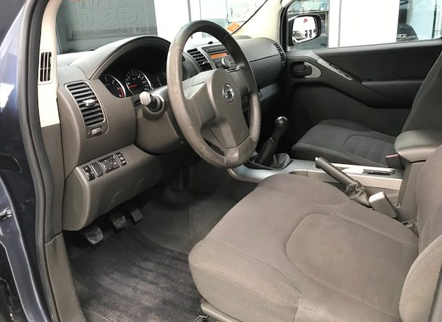 Nissan Phathfinder 2.5 dci 174cv completo