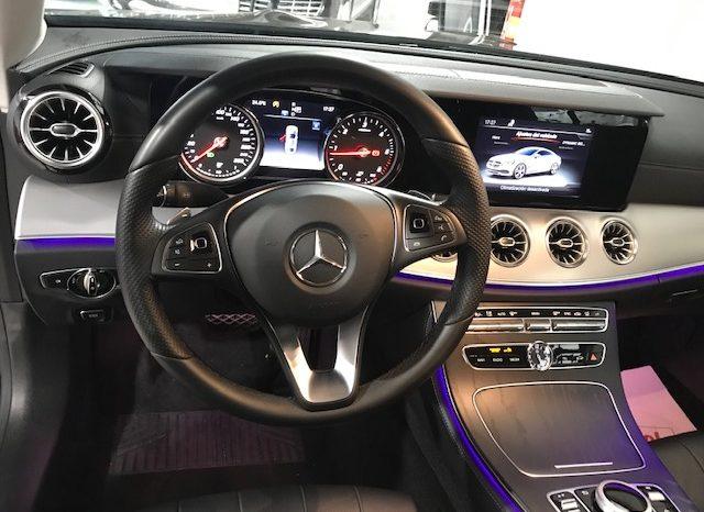 Mercedes E Coupe 220D Automatico    194cv lleno