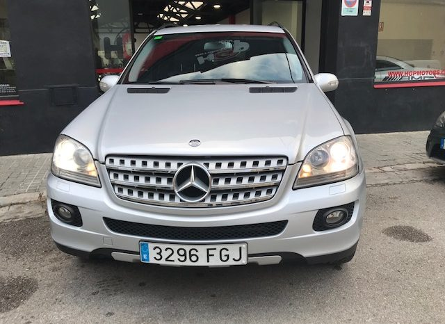 Mercedes ML 350i 272cv automatico lleno
