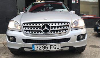 Mercedes ML 350i 272cv automatico completo