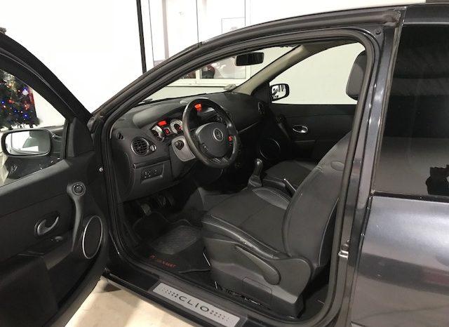 Renault Clío 1.5 DCI 86cv año2008 lleno