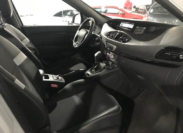 Renault scenic 1.5Dci 110cv Automático año 2013 lleno