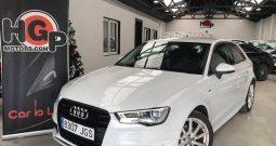 Audi a3 1.6 TdI 110cv Automático S-line interior/exterior