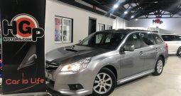 Subaru Outback 2.0 D 4×4 150cv año 2010 kilómetros 213.000 precio 6.900€