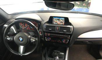 BMW serie 118D 150cv pack M lleno