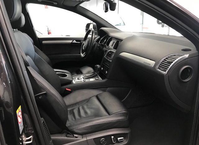 Audi Q7 3.0 Tdi 245cv 7 plazas S Line año 2013 lleno