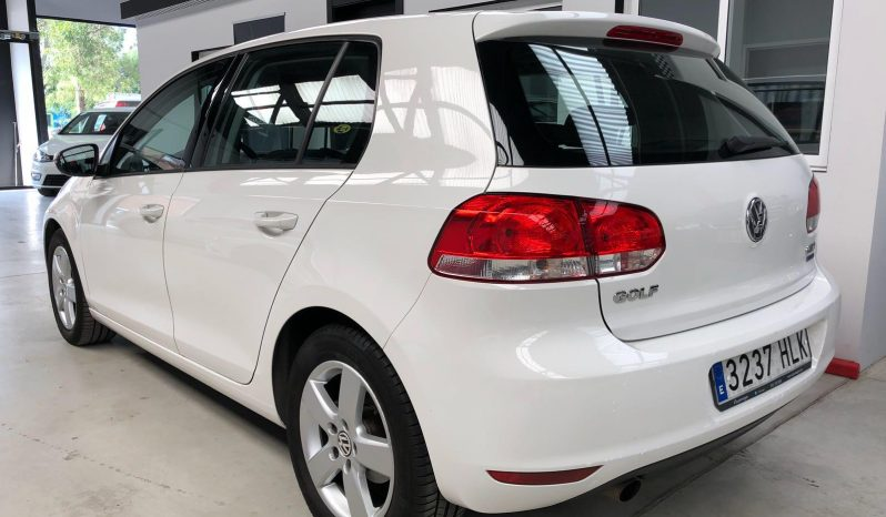 VW GOLF 1.6 TDI 105 CV RABBIT AÑO 2012 completo