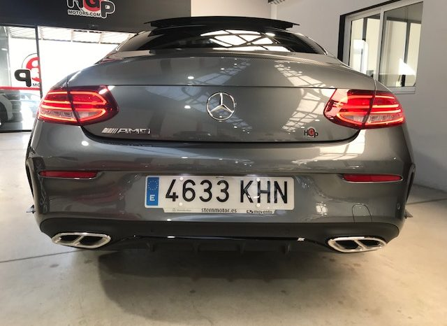 MB Clase C 220 Coupe AMG Automático completo