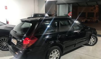 Subaru Outback 2.5i 165 cv 4×4 lleno