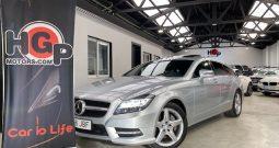 Mercedes clase CLS 350 CDI 265 cv Pack AMG, Shooting Brake