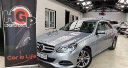 Mercedes Benz Clase E 250 Avantgarde 211cv gasolina Automatico