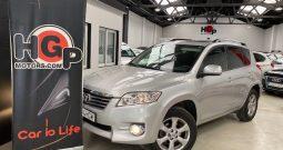 Toyota Rav 4 D4D 2.2 150cv año 2011