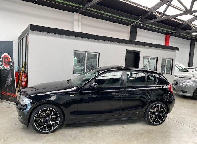 BMW 120I gasolina 150 CV lleno