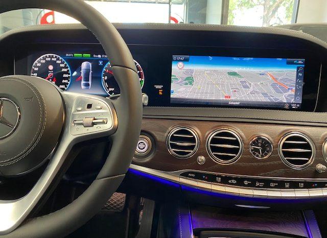 Mercedes-Benz Clase S S 560 Híbrido enchufable año 2019 lleno