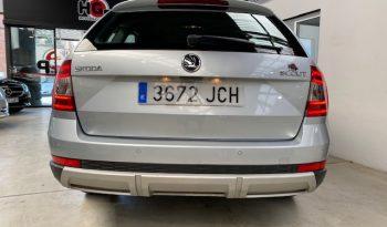 Škoda Scout 2.0D 4×4 DSG 184cv lleno