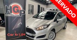 Ford Fiesta 1.5D 75cv año 2015