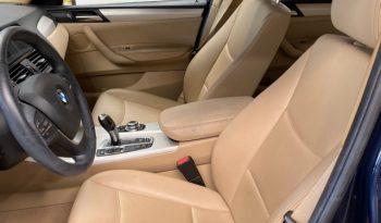 BMW X3 XDRIVE 2.0 190CV lleno