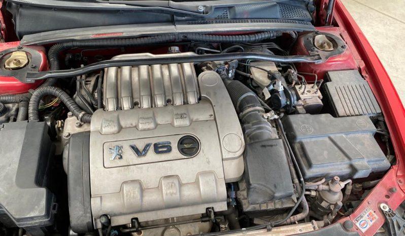Peugeot 406 Coupe 3.0i V6 210cv Pininfarina lleno