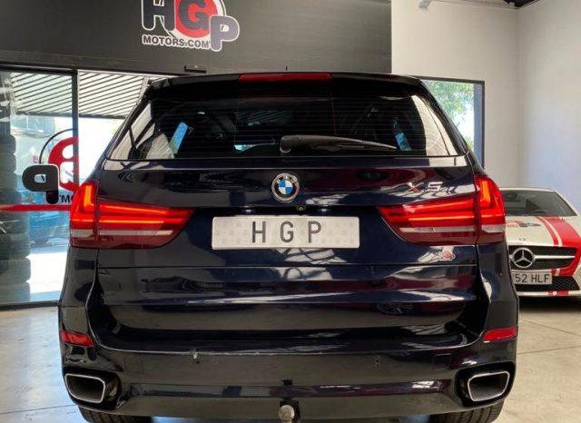 BMW X5 4.0D M XDRIVE 313CV lleno